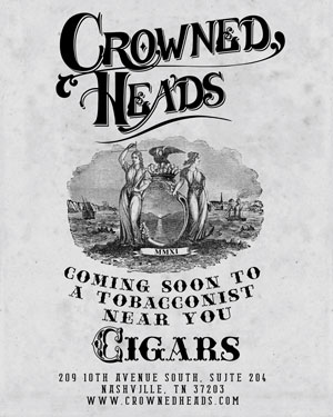 Crowned Heads Poster